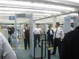 безопасность в аэропортах