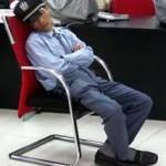 Борьба со сном во время видеонаблюдения